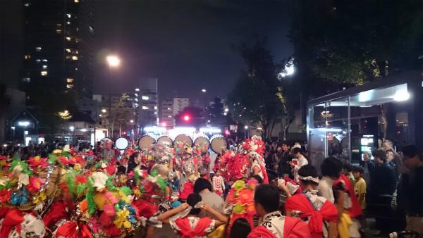 2014東北復興大祭典なかの 跳龍會